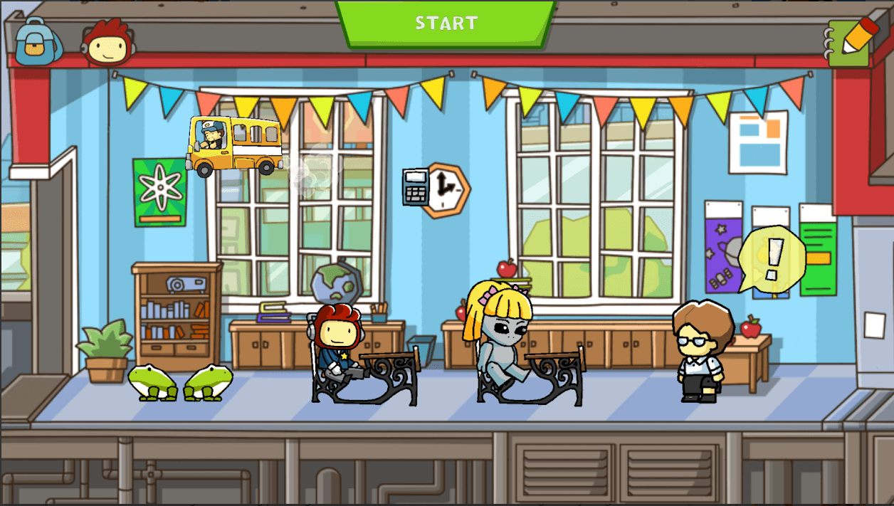 Scribblenauts Unlimited: The Puzzle with a difference