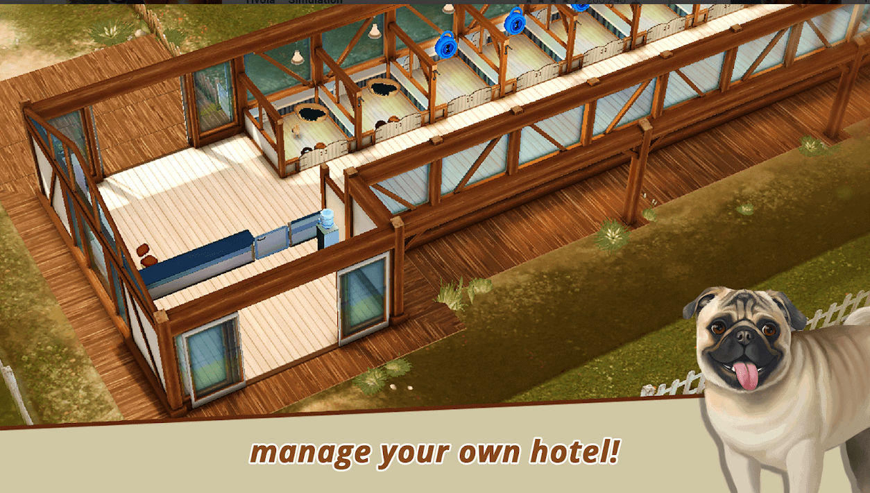 Dog Hotel: If you love your canine pals, you'll love this game!