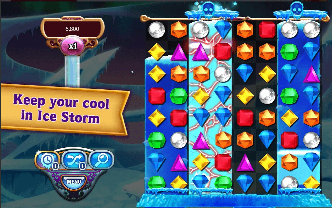 Bejeweled Classic: These gems offer a good time!