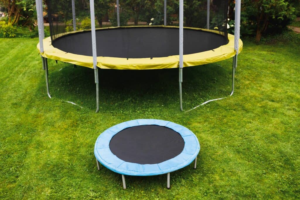Trampolines for Small Backyard