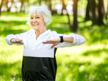 Pedometer Watch for elderly