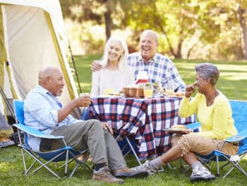 Group And Community Activities For Elderly