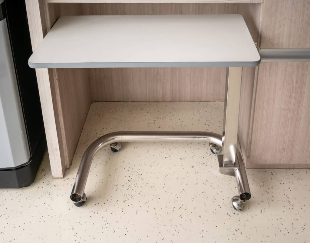What Can an Overbed Table Be Used For